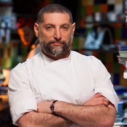 השף המצליח אסף גרניט בהרצאה מרתקת