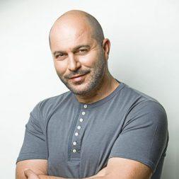 ליאור רז שחקן ותסריטאי ישראלי בהרצאה מעניינת